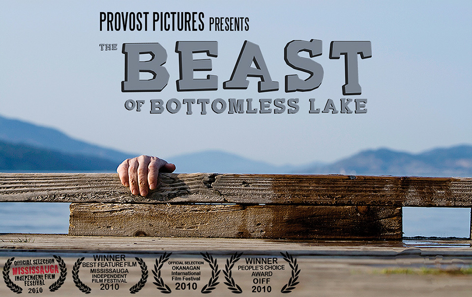 The Beast of Bottomless Lake wins People