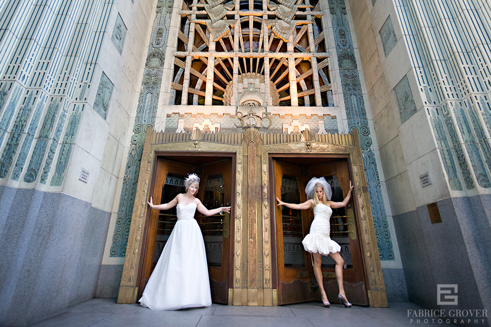 Aubrey Arnason & Sarah Groundwater: The Wedding Belles on Shaw TV