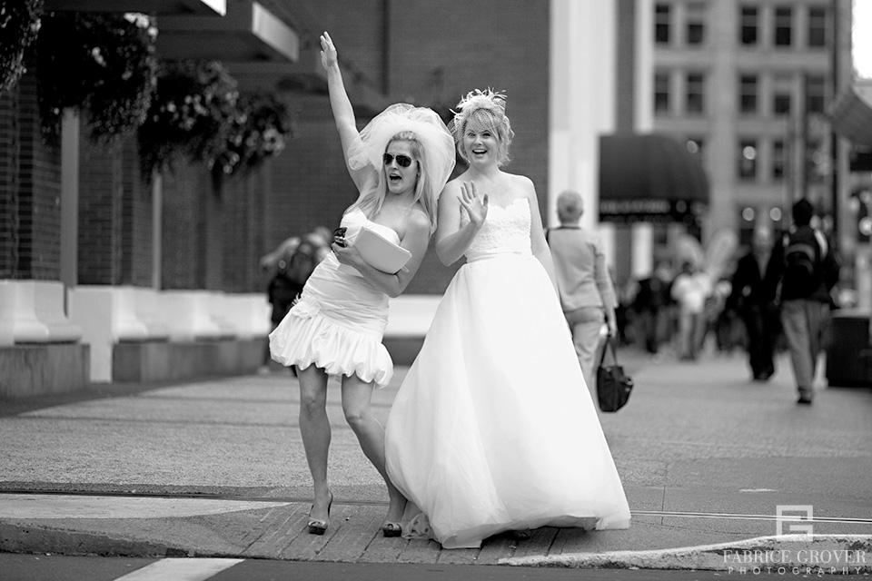 Wedding Belles on Shaw TV: Fabrice Grover Photo shoot