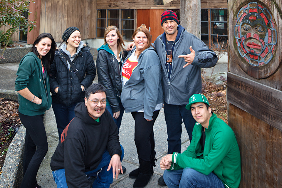 Student Council - Native Education College, Vancouver